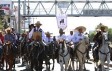 Primer Gran Cabalgata Felipe Ángeles reúne cientos de jinetes5