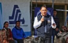 Raúl Camacho Baños lleva servicio médico a Palma Gorda 3