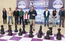 Raúl Camacho inaugura Selectivo Estatal Infantil y Juvenil de Ajedrez rumbo a la Olimpiada Nacional 2018 1