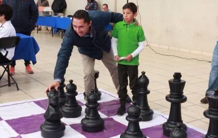 Raúl Camacho inaugura Selectivo Estatal Infantil y Juvenil de Ajedrez rumbo a la Olimpiada Nacional 2018 2