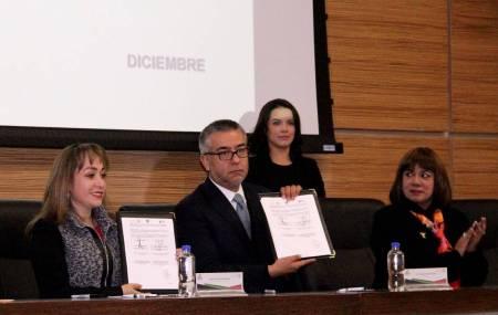 Realizan Firma del Convenio de Coordinación y Colaboración entre la Secretaría de Contraloría y la Auditoría Superior del Estado de Hidalgo 1
