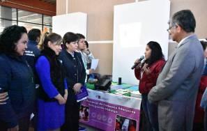 Titular de SEPH inauguraFeria Estatal para la Inclusión de 3