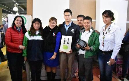 Titular de SEPH inauguraFeria Estatal para la Inclusión de 4