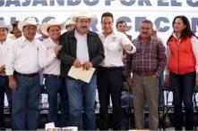 Trabajando por el campo, Hidalgo Crece Contigo, Omar Fayad4
