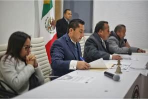 Turnan a comisiones propuesta del alcalde Raúl Camacho para presupuesto de egresos 2018