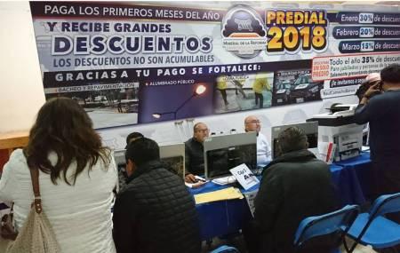 Arranca con descuentos pago predial 2018 en Mineral de la Reforma .jpg
