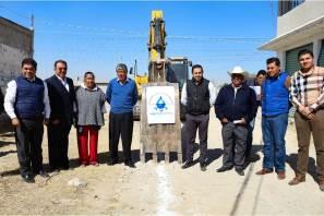 Arrancan obra de drenaje sanitario en la colonia Niños Héroes en Tizayuca