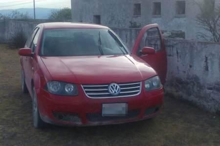 Aseguran en Zimapán e Ixmiquilpan dos vehículos robados