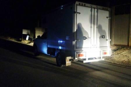 Aseguran en Zimapán e Ixmiquilpan dos vehículos robados2