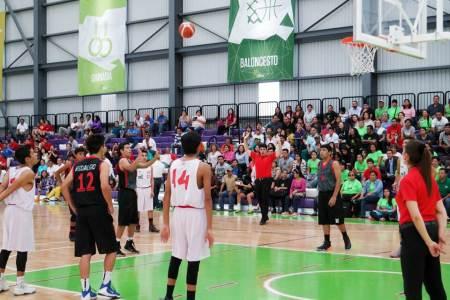 Baloncesto inicia proceso rumbo a Olimpiada Nacional 2018