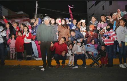 Cabalgata de Reyes en Tizayuca lleva mensaje de paz y hermandad1