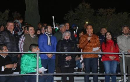 Cabalgata de Reyes en Tizayuca, un éxito1