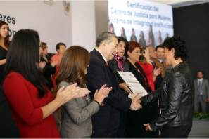 Certifican al CJMH en el Sistema de Integridad Institucional