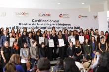 Certifican al CJMH en el Sistema de Integridad Institucional4