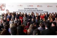 Certifican al CJMH en el Sistema de Integridad Institucional5