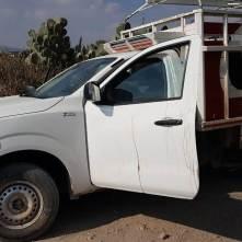 Comando de sujetos cometen asalto en una tienda de autoservicio de Tizayuca