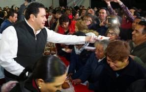 Comité Directivo Estatal del PRI realiza la tradicional partida rosca de reyes 3