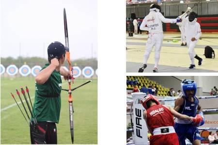 Conade confirma entidades sede de la edición 2018 de la Olimpiada Nacional y Nacional Juvenil
