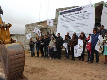 Construyen sistema de alcantarillado y red de drenaje en Zempoala4