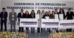 Contraloría Hidalgo Premio Estatal Contraloría Social y Reconocimientos de Transparencia En Corto 1
