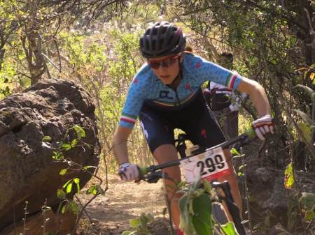 Daniela Campuzano triunfó en Aguascalientes