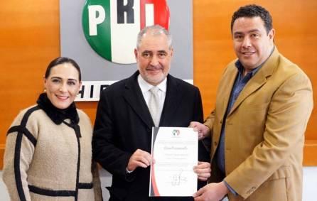 Dirigencia del PRI hace nombramientos a diferentes áreas en el Comité Estatal1