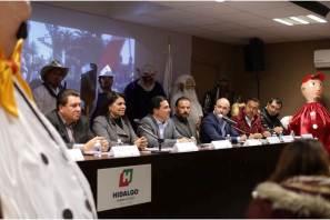 """""""La magia de los carnavales de Hidalgo"""""""