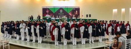 """Estudiantes de enfermería de la UTec celebran ceremonia """" Paso de la Luz"""".jpg"""