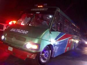 Fallece un pasajero en Tizayuca, fue arrollado al descender del autobús2