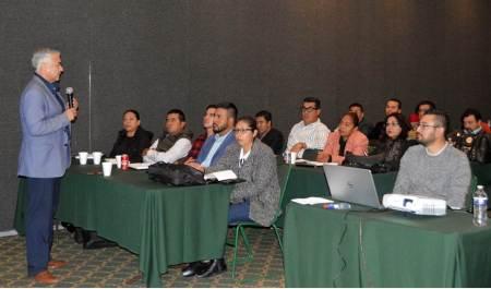 Fiscalía Especializada en Delitos Electorales capacitó a integrantes de los Consejos Distritales del IEEH
