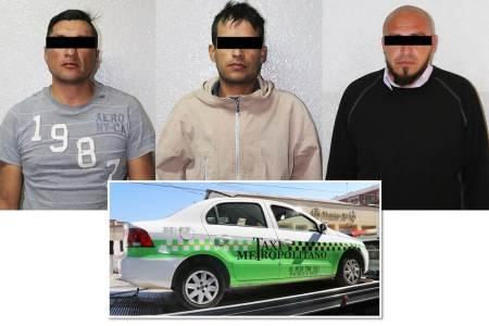Frustran probable robo a domicilio en Pachuca; tres detenidos