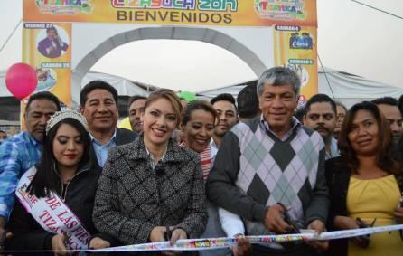 Gabriel Garcia anuncia que está lista la Expo Feria Tizayuca 20181