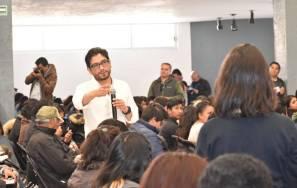 Gobierno de Hidalgo acerca programas Mi primer empleo, mi primer salario 2