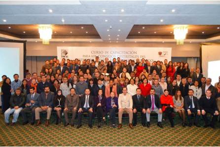 IEE inicia con primer curso de capacitación para Consejos Distritales