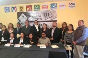 IEEH instala los 18 consejos distritales electorales locales de cara a la renovación del Congreso del Estado3