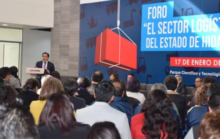 Impulsan logística para el desarrollo del Estado de Hidalgo1