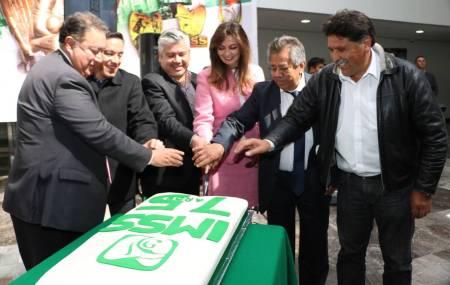 IMSS Hidalgo celebra el 75° aniversario de su creación 2