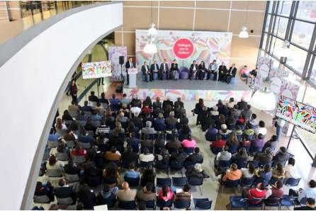 Inauguran Diálogos por la Cultura, busca construir iniciativa de ley4