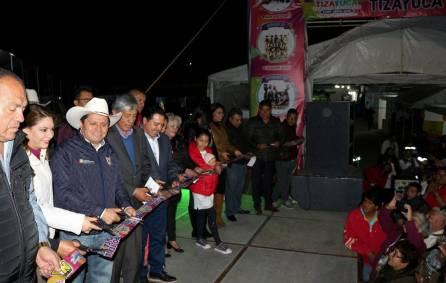 Inicia con gran éxito la Expo Feria Tizayuca 20183