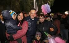 La Cabalgata de Reyes fomenta convivencia familiar en Mineral de la Reforma2