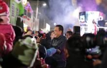La Cabalgata de Reyes fomenta convivencia familiar en Mineral de la Reforma3