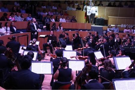 La Orquesta Sinfónica de la UAEH te invita a adquirir el Abono de conciertos 2018