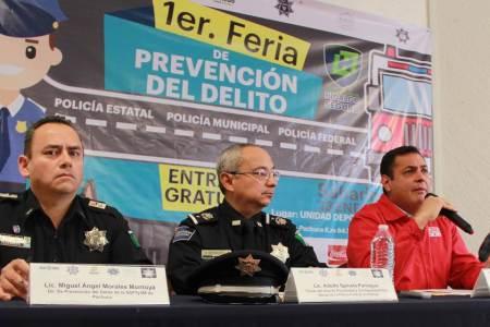 Llega a Pachuca la Primer Feria de Prevención del Delito2