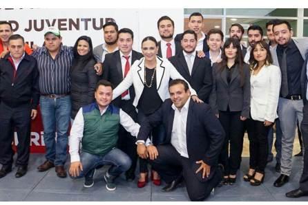 Los jóvenes son el futuro de México, Erika Rodríguez Hernández4