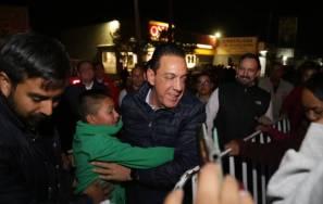 Los Reyes Magos llegan a Ixmiquilpan con un mensaje de paz4