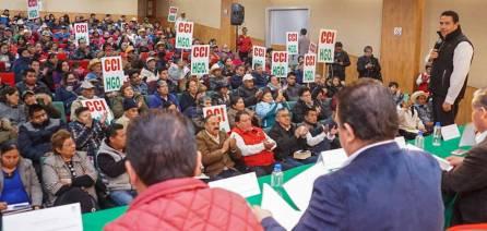 México e Hidalgo requieren líderes que sepan representar a la gente del campo1