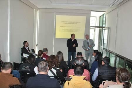 Personal en Hidalgo de Sedesol se capacita en blindaje electoral