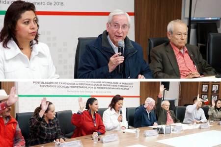PRI Hidalgo abre la convocatoria para candidaturas a diputaciones locales