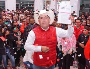 PRI Hidalgo recibió solicitudes de prerregistro a precandidaturas de diputaciones locales 7