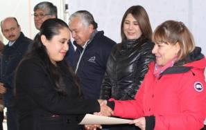 Sayonara Vargas encabezó Inicio de cursos en Unidad Académica de Chapulhuacán1